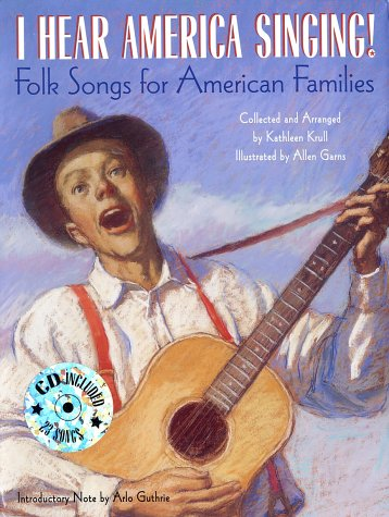 Download I Hear America Singing!: Folksongs for American Families with CD (Treasured Gifts for the Holidays) pdf epub