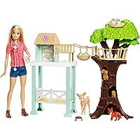 Barbie Animal Rescue Playset