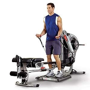 Bowflex Revolution Home Gym with 80-Pound Upgrade Bundle