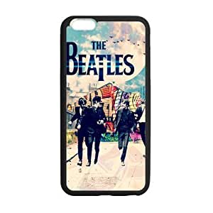 Customize TPU Gel Skin Case Cover for iphone 6+, iphone 6 plus Cover (5.5 inch), The Beatles