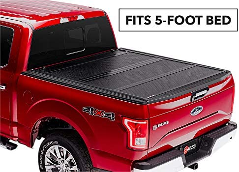 377a988934c Amazon.com  BAKFlip FiberMax Hard Folding Truck Bed Tonneau Cover ...