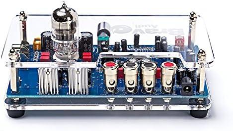 Bravo Audio SP1 12AU7 Class A Tube Stereo Headphone Amplifier