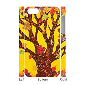 Customized Phone Case with Hard Shell Protection for Iphone 4,4S 3D case with Giving Tree lxa#432808 by runtopwell