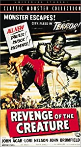 Revenge of the Creature [VHS]