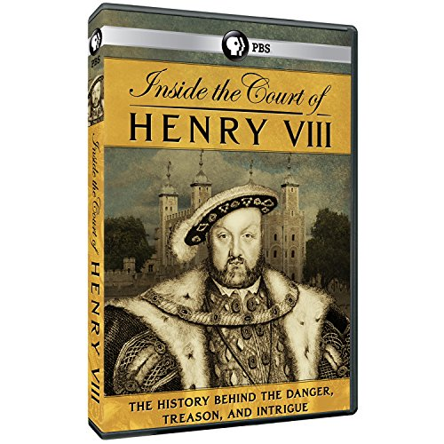 Inside the Court of Henry VII Cover