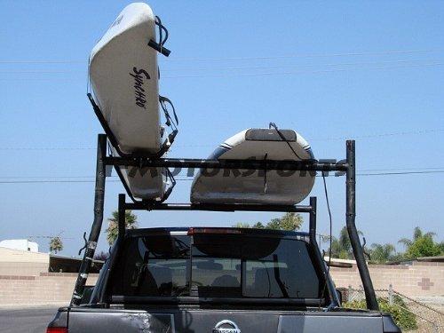 Lifetime Warranty Tms 174 2 Pairs J Bar Rack Hd Kayak Carrier
