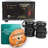 IonizeMe Elite Ionic Detox Foot Bath Spa Machine - 17.0V 2.2 Amps - 5 Yr Warranty by HEALTHandMED