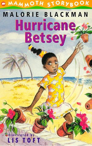 book cover of Hurricane Betsey