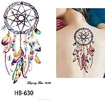 Atrapasueños Tatuaje Tatuajes Coloridos hb630 Tatuajes de flash ...