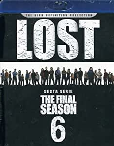 Lost - Stagione 06 (5 Blu-Ray) [Italia] [Blu-ray]