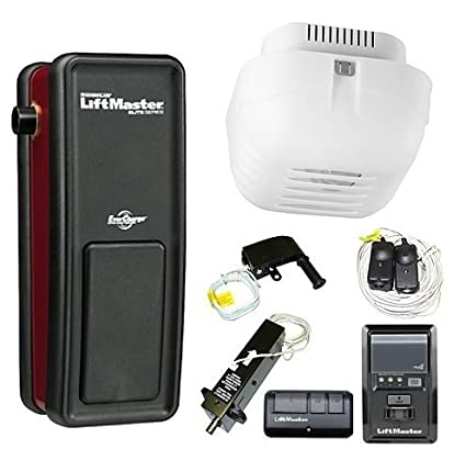 garage door opener wall mount. LiftMaster 8500C Elite Series Wall Mount Garage Door Opener And FREE SHIPPING