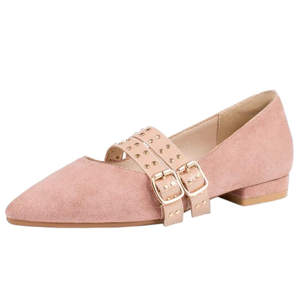 fc9949c3a0352 Lotus-1 Lydee Women Classic Classic Classic Flats Mary Janes shoes ...