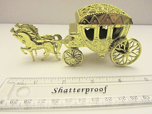 12pc Horse Carriage 5