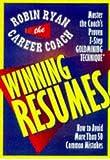 Winning Resumes, Robin Ryan, 0471190640