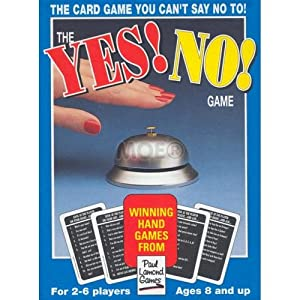 Amazon.com: Paul Lamond Games The Yes! No! Game: Toys & Games