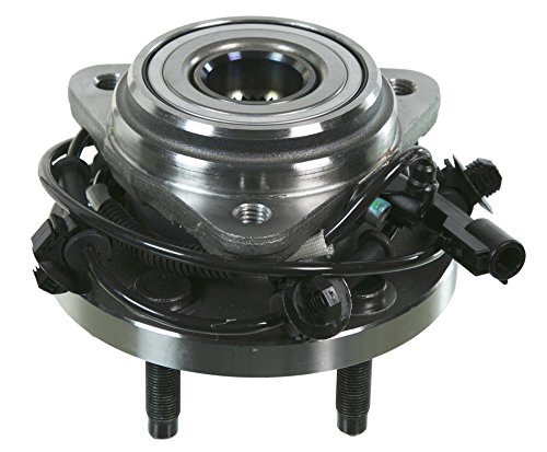 1997 For Ford Explorer Limited Front Wheel Bearing and Hub Assembly x 2 (Note: 4WD) -  Proforce, 515052-1997-5259-P-29902