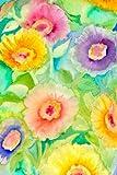 #bulletjournal: bright flowers (6 month #bulletjournal) (Volume 6)