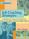 img - for Job Coaching Strategies: A Handbook for Supported Employment book / textbook / text book