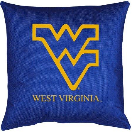 University Locker Room Pillow (NCAA West Virginia University Locker Room 17