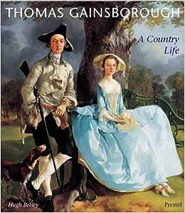 Book Thomas Gainsborough : A Country Life