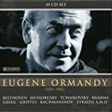 Eugene Ormandy conducts: Beethoven, Brahms, Grieg, Strauss, ...