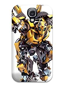 For Galaxy S4 Tpu Phone Case Cover(transformers 2 Hd)