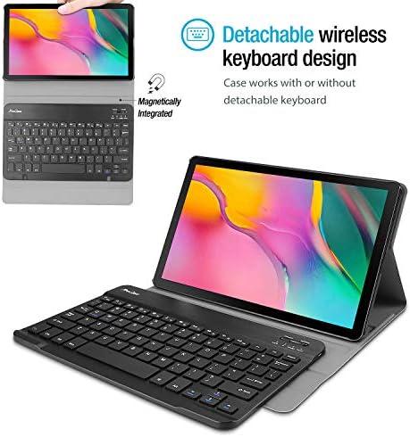 ProCase Samsung Galaxy Tab A 10.1 2019 toetsenbordbehuizing