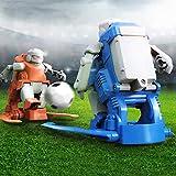 サッカーボーグ ヒノタマレッド、サッカーのロボット2人モード