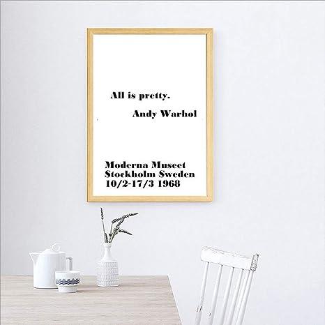 Amazon Com Ménage Moderne Minimaliste Peinture Décorative