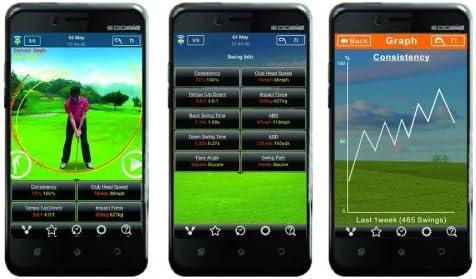 3Bays Android Version Golf Swing Analyzer