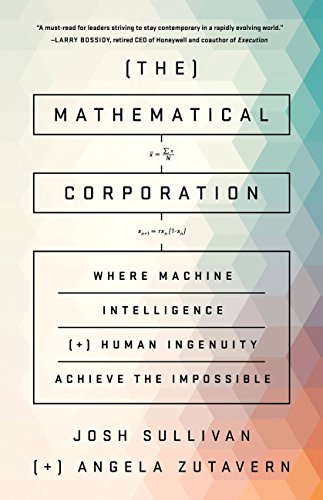 Amazon the mathematical corporation where machine intelligence the mathematical corporation where machine intelligence and human ingenuity achieve the impossible by sullivan fandeluxe Choice Image