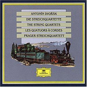 Antonín Dvorák: The String Quartets [Die Streichquartette] by Deutsche Grammophon