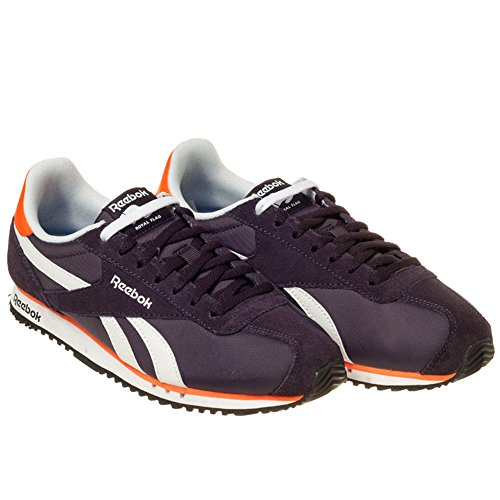 Reebok Royal Alperez Dash, Chaussures de Sport Femme Violet - Morado (Night Violet / Atomic Red / White / Black)