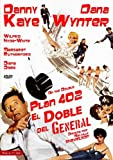 On The Double (1961) - Region Free PAL Import, plays in English without subtitles
