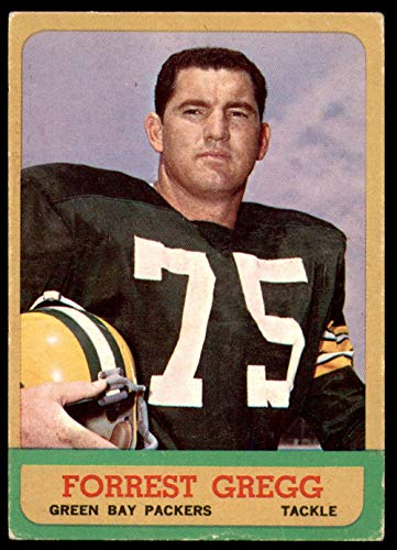 - 1963 Topps Football 89 Forrest Gregg Excellent (5 out of 10) by Mickeys Cards