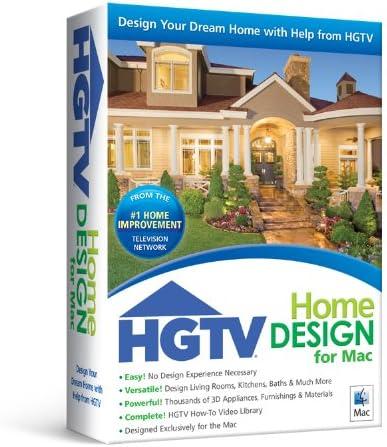 Amazon Com Hgtv Home Design For Mac