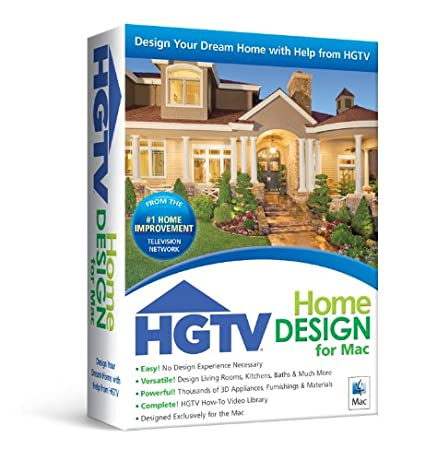 HGTV Home Design for Mac. Amazon com  HGTV Home Design for Mac