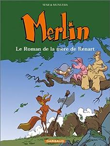 "Afficher ""Merlin n° 4 Roman de la mère Renart (Le)"""