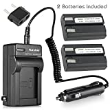 nikon coolpix 4300 battery - Kastar 2 Pack Battery and Charger with Car Adapter for Nikon ENEL-1 EN-EL1 and Nikon Coolpix 775 880 885 995 Coolpix E880 Cooipix 4300 4500 4800 Coolpix 5000 5400 5700 8700, Konica Minolta NP-800