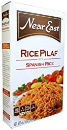 Near East Rice Mix Pilaf Spanish