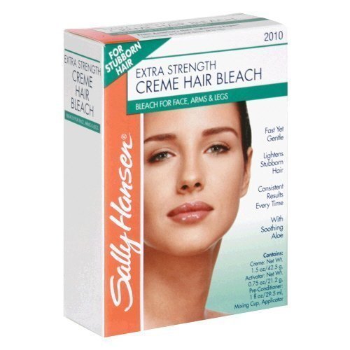 "Sally Hansen Extra Strength Creme Hair Bleach, 1 kit by ""Sally Hansen/Del Laboratories, Inc."""