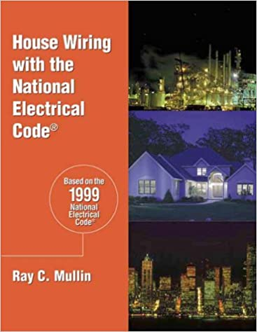 Astonishing House Wiring With The Nec Ray C Mullin 9780827383500 Amazon Com Wiring Cloud Hisonuggs Outletorg