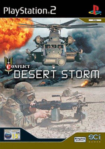 Conflict: Desert Storm (PS2) by Eidos