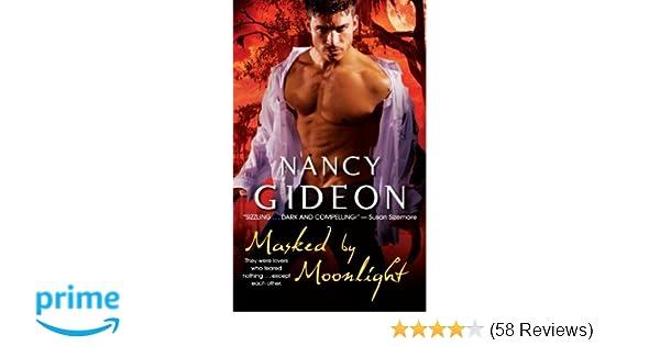 Amazon Masked By Moonlight 9781501104473 Nancy Gideon Books