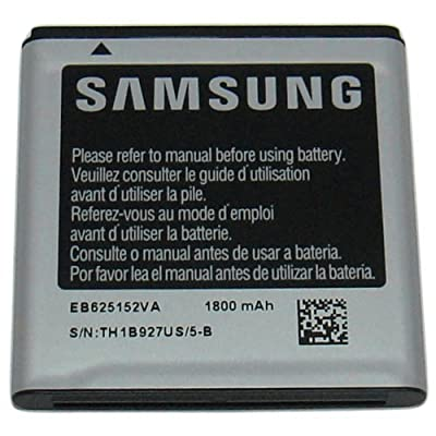 Samsung Genuine 1800mAh Standard Battery for Sprint Samsung Galaxy S II Epic 4G Touch d710 by Samsung