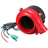 Turbo Blow Off Valve - SODIAL(R) Electronic Turbo Blow Off Valve Blow Off Car Fake Dump Valve Analog Sound BOV