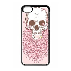 iPhone 5c Cell Phone Case Black HAPPY END JNR2135229