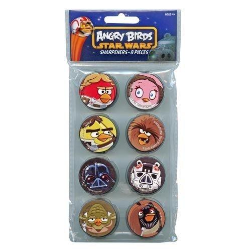 Angry Birds Star Round Sharpeners