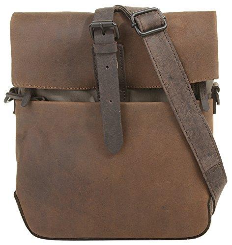 Harold's Twister Bag 270303 Livraison Gratuite B, Borsa A Donna Spalla Beige, Nature