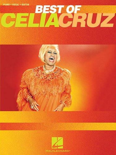 Best of Celia Cruz (Piano/Vocal/Guitar Artist Songbook)
